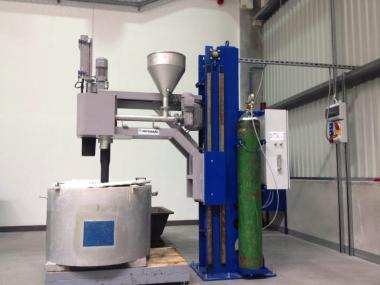 Elimoxal KF20 – treatment flux for the aluminium sector